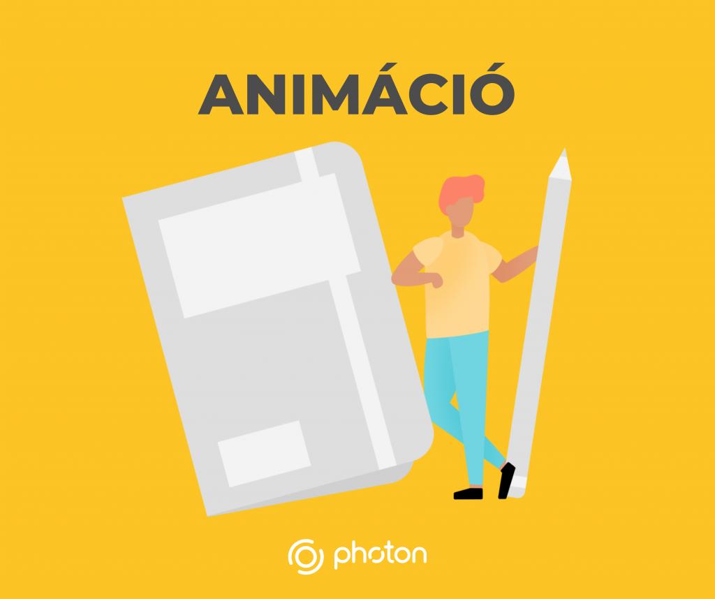 Photon - animáció
